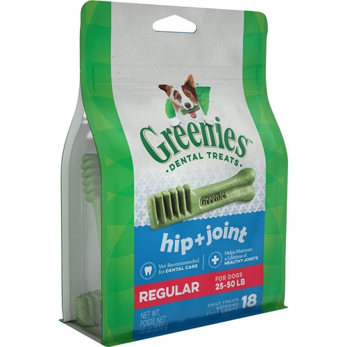 Greenies Hip & Joint Dental Chews for Dogs