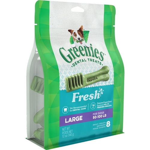 Greenies FRESHMINT Dental Chews for Dogs