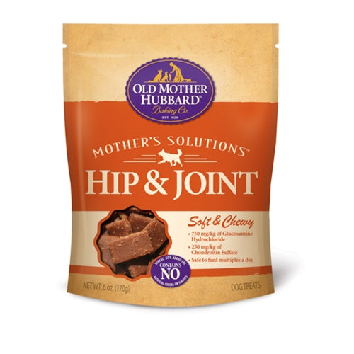 Old Mother Hubbard Mother's Solution Hip&Joint Chewy Dog Biscuits