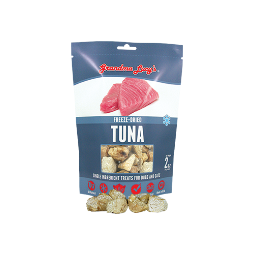 Grandma Lucy's Freeze Dried Pet Treats Ocean Tuna