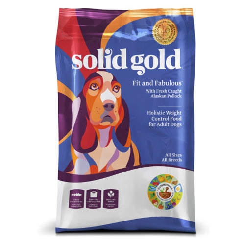 Solid Gold Fit and Fabulous Weight Control Dry Dog Food