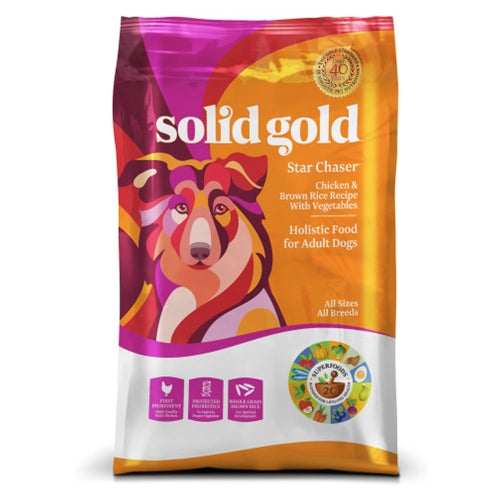 Solid Gold Star Chaser Adult Dry Dog Food