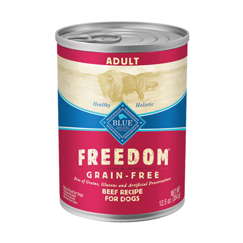 Blue Buffalo Freedom Grain Free Beef Canned Dog Food