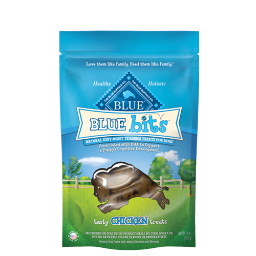 Blue Buffalo Blue Bits Chicken Soft and Moist Training Treats