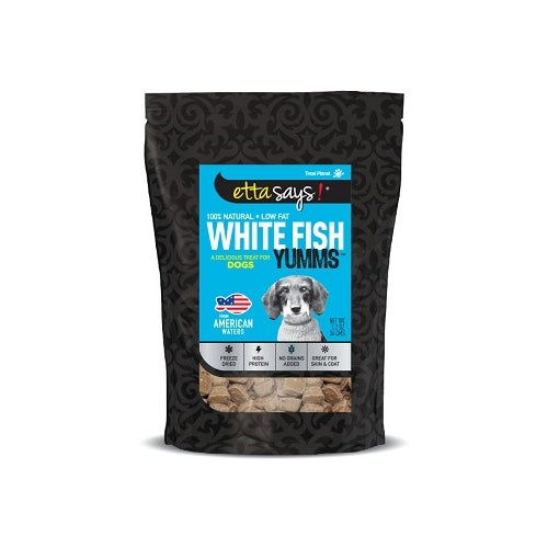 Etta Says! Freeze Dried White Fish Treats