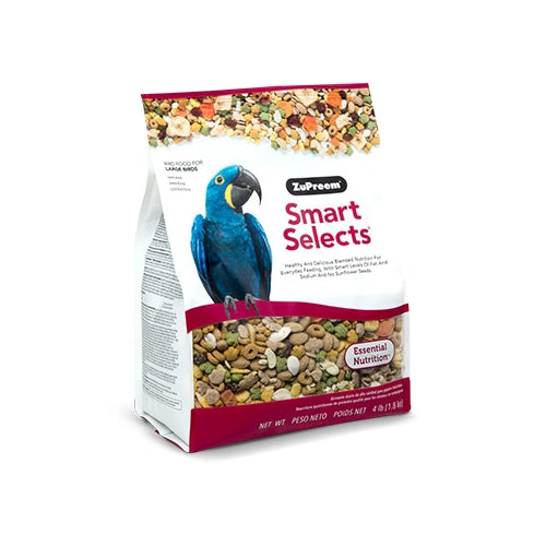 ZuPreem Smart Selects Macaw Bird Food