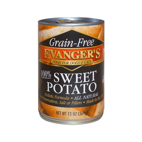 Evangers 100% Grain Free Sweet Potato for Dogs & Cats