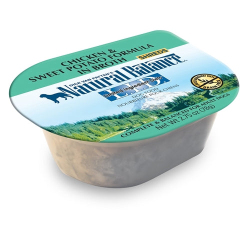 Natural Balance Grain Free L.I.D. Chicken and Sweet Potato Wet Dog Food