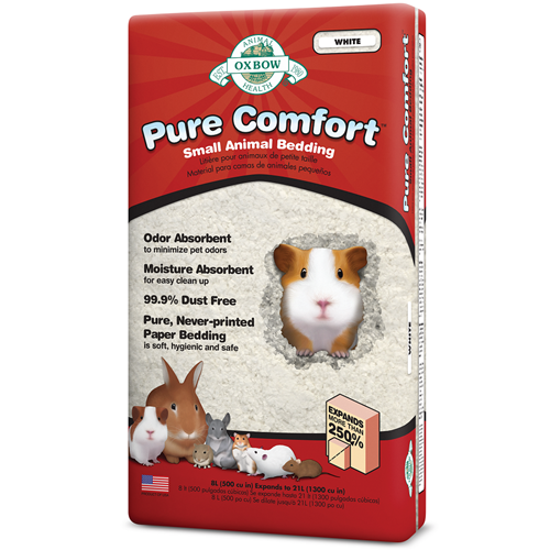 Oxbow Pure Comfort Bedding - White