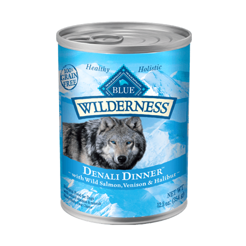 Blue Buffalo Wilderness Grain Free Denali Dinner Can Dog Food