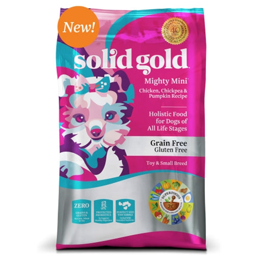 Solid Gold Grain Free Mighty Mini Dry Dog Food