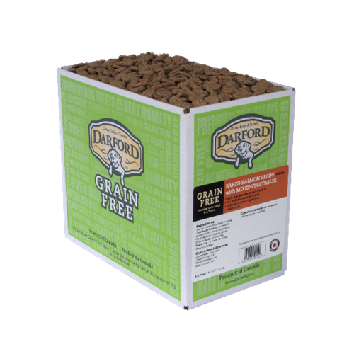 Darford Grain Free Salmon Minis Flavor Dog Treats