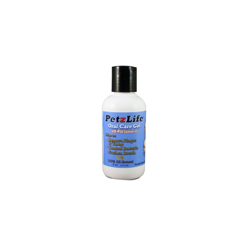 PetzLife Oral Care Gel with Salmon
