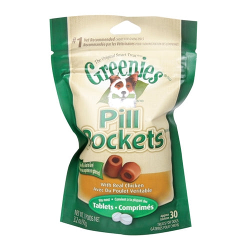 Greenies Pill Pockets for Dogs - Chicken