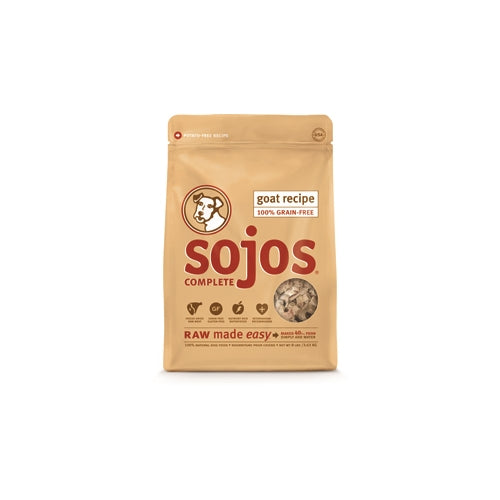 Sojos Complete Goat Dog Food