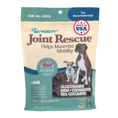 Ark Naturals Sea Mobility Joint Rescue Lamb Jerky