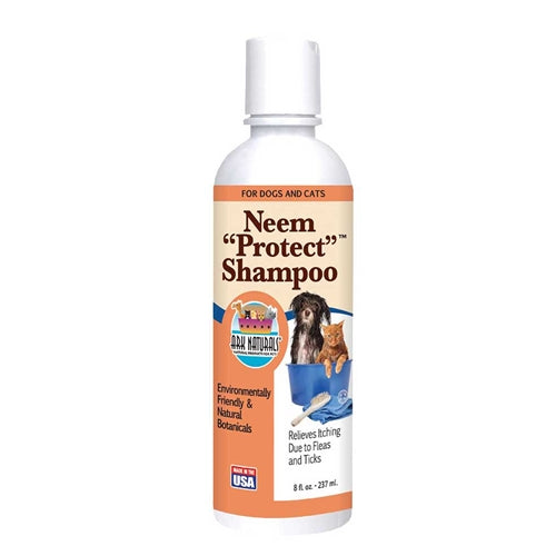 Ark Naturals Neem Protect Shampoo for Dogs and Cats