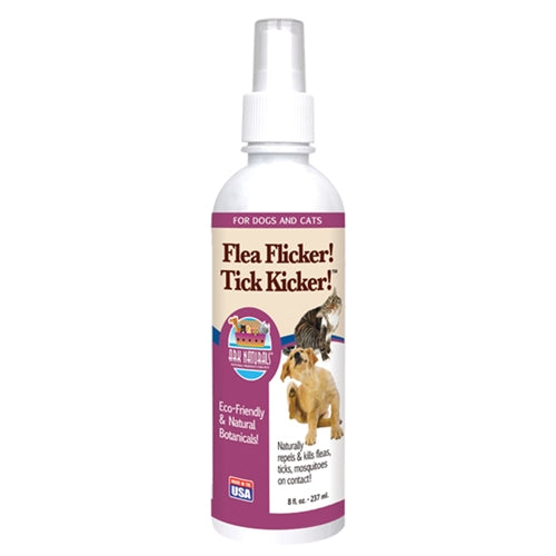 Ark Naturals Flea Flicker! Tick Kicker! Spray for Dogs and Cats