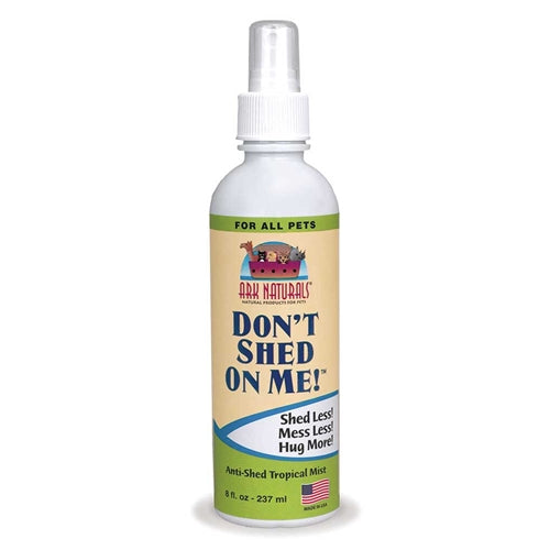 Ark Naturals Don't Shed On Me! Spray for Dogs and Cats