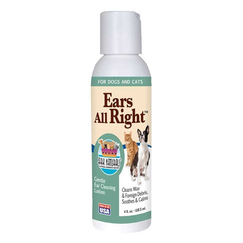 Ark Naturals Ears All Right for Dogs and Cats