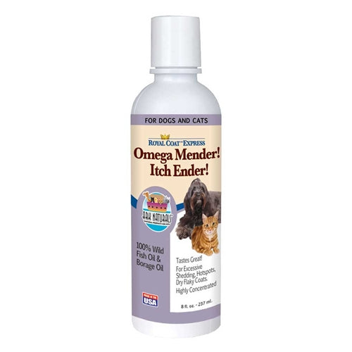 Ark Naturals Omega Mender! Itch Ender! for Dogs and Cats
