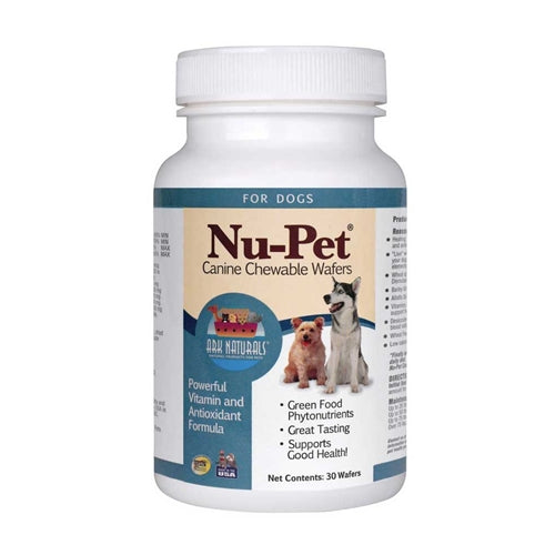 Ark Naturals Nu-Pet Wafers for Dogs