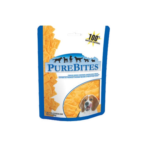 Pure Bites Cheddar Cheese Treats