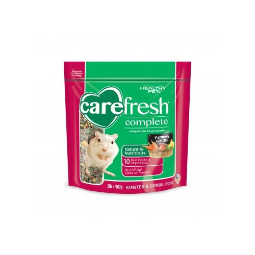 Carefresh Complete Hamster & Gerbil Diet