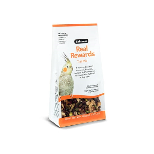 ZuPreem Real Rewards Trail Mix Medium