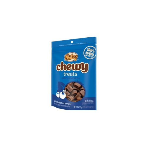 Nutro Chewy Treats with Blueberries for Dogs