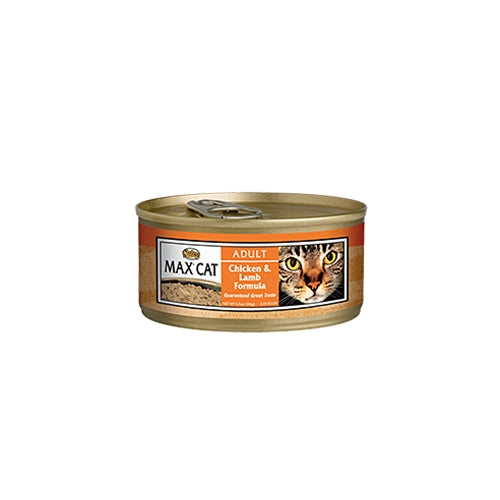 Nutro Max Chicken and Lamb Canned Food For Cats
