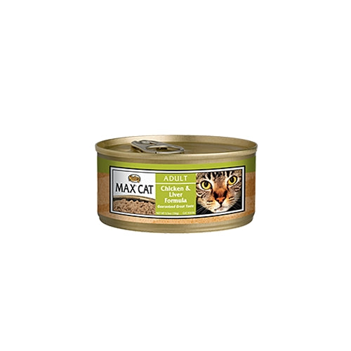 Nutro Max Chicken and Liver Canned Food For Cats