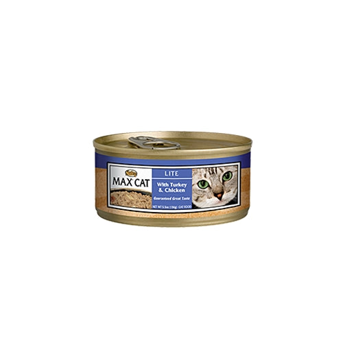 Nutro Max Lite Turkey and Chicken Canned Food For Cats