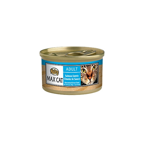 Nutro Max Salmon Canned Food For Cats