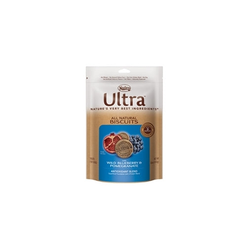 Nutro Ultra Blueberry and Pomegranate Dog Biscuits