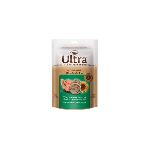 Nutro Ultra Salmon and Sunflower Oil Biscuits for Dogs