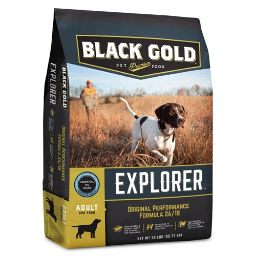 Black Gold® Explorer™ Original Performance Formula 26-18 Dog Food