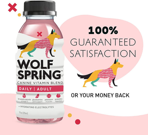 Wolf Spring Canine Vitamin Blend Adult