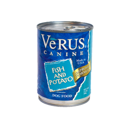 VeRUS Fish and Potato Can Dog Food