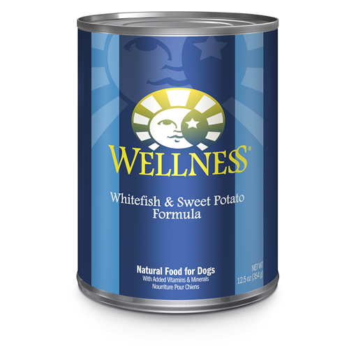 Wellness Whitefish & Sweet Potato Dog Formula