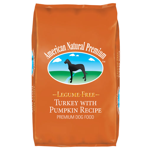 American Natural Premium Turkey with Pumpkin Recipe Dog Food