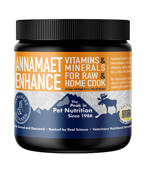 Annamaet Enhance Dog Supplement