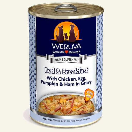 Weruva Bed and Breakfast Dog Cans