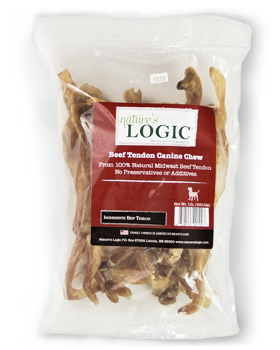 Nature's Logic Beef Tendon Canine Chew