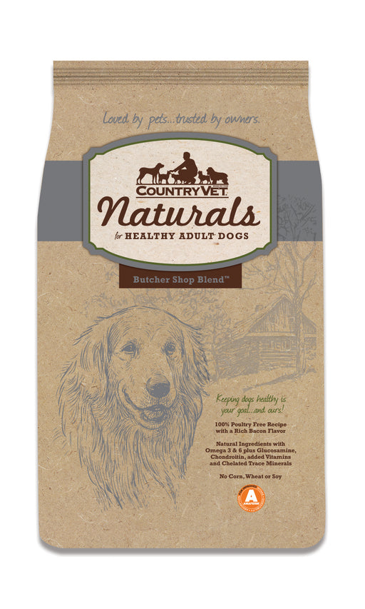 Country Vet Naturals Butcher Shop Blend Dog Food