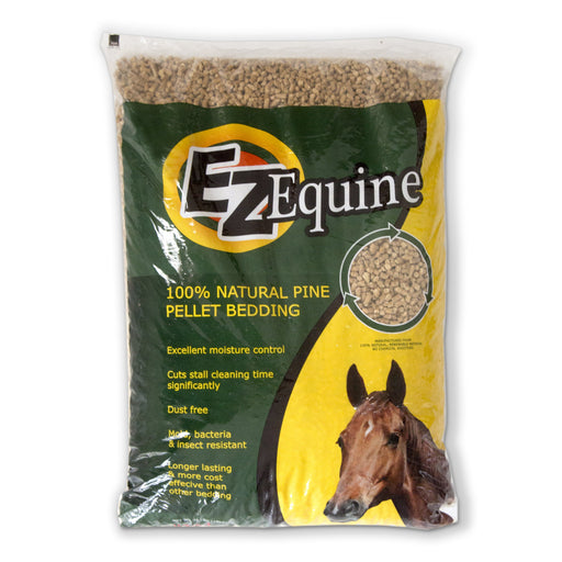 EZ Equine Pine Pelleted Animal Bedding