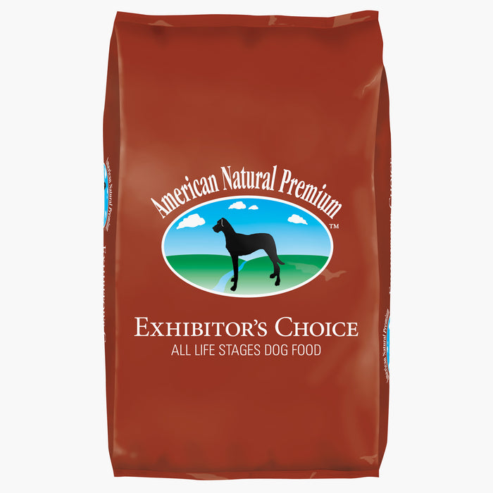 American Natural Premium Exhibitor's Choice Recipe Dog Food