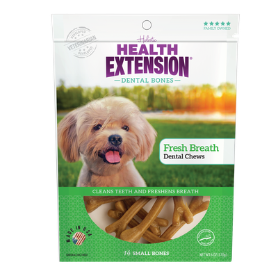Health Extension Fresh Breath Dental Bones