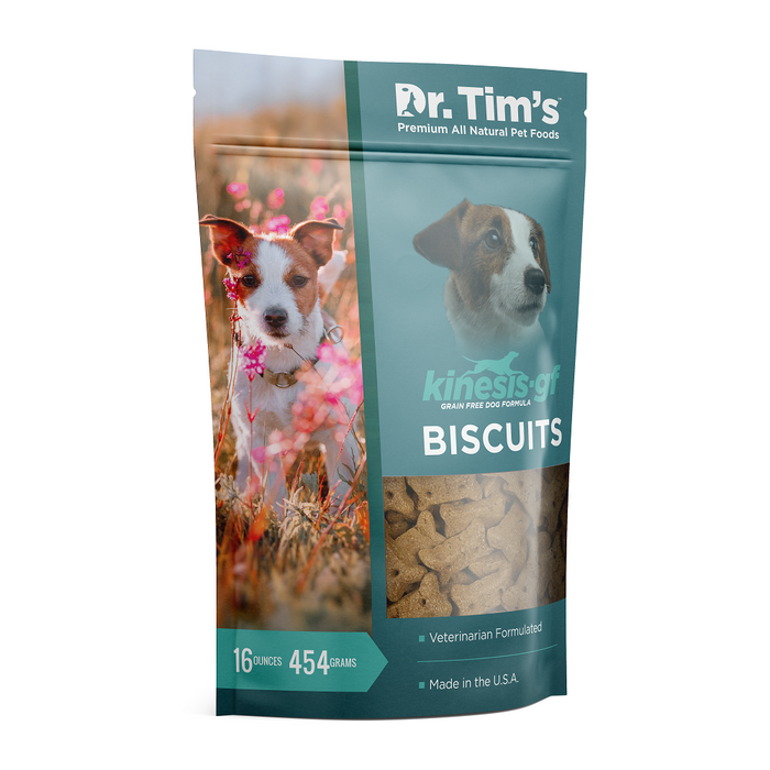 Dr. Tim's Kinesis Grain Free Formula Dog Biscuits