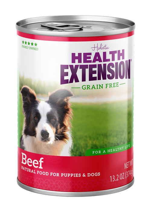 Health Extension Grain Free 95% Beef